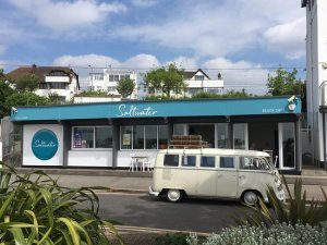Saltwater Beach Cafe, Chalkwell, Essex, Baby Eats Out