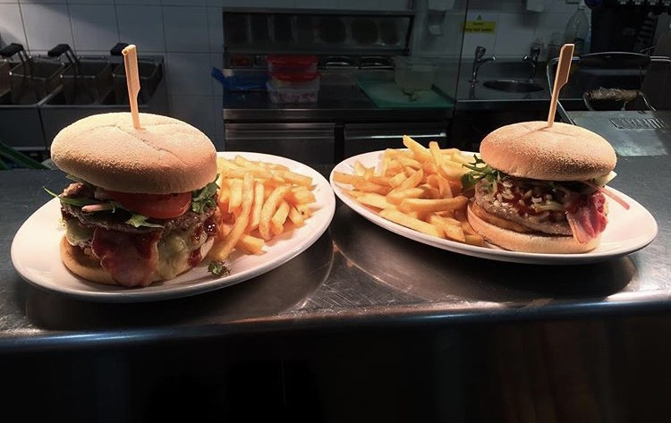 Wimpy, Leigh-on-Sea, Baby Eats Out