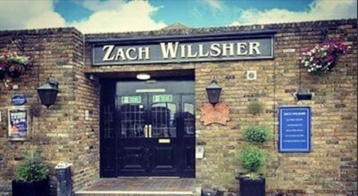 Zach Willsher, Benfleet, South Benfleet, Essex, Baby Eats Out