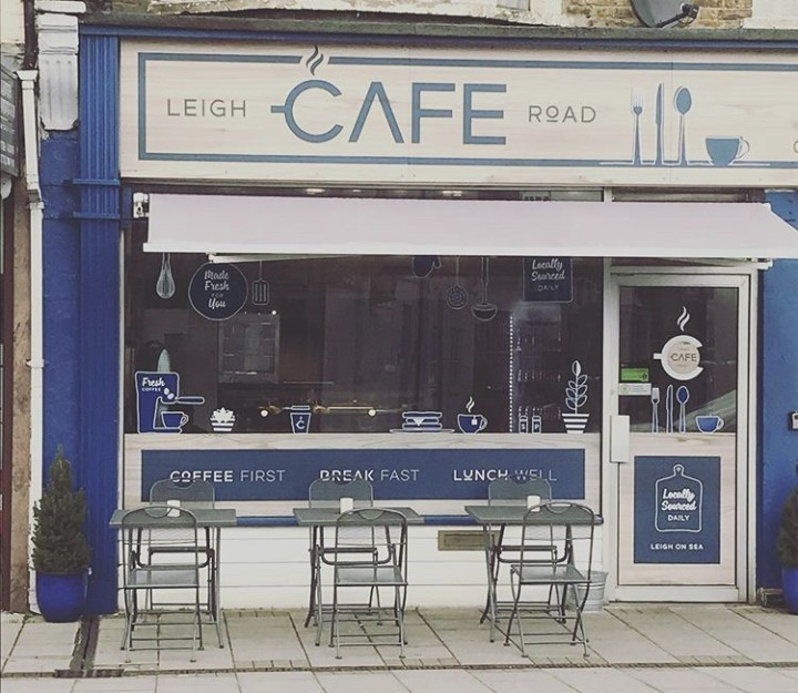 Leigh Road Cafe, Baby Eats Out, Essex, Leigh-on-Sea