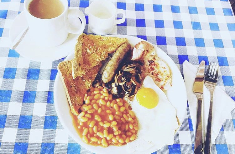 Baby Eats Out, Leigh-on-Sea, Essex, Leigh Road Cafe