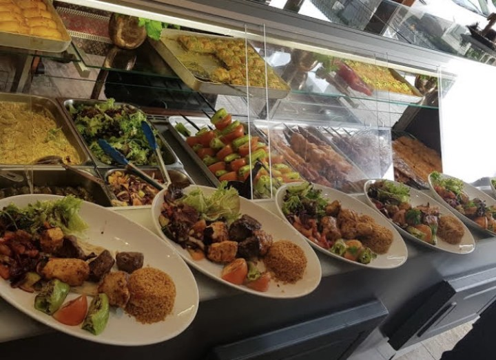 Enfes Mangal, Leigh-on-Sea, Essex, Baby Eats Out