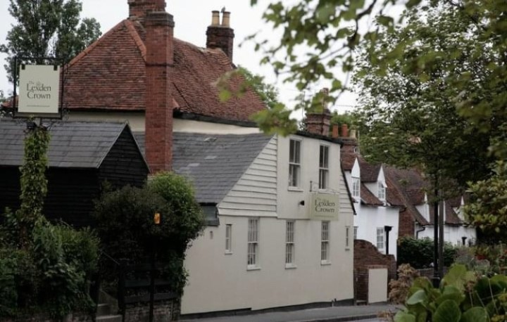 Lexden Crown, Colchester, Essex, Baby Eats Out