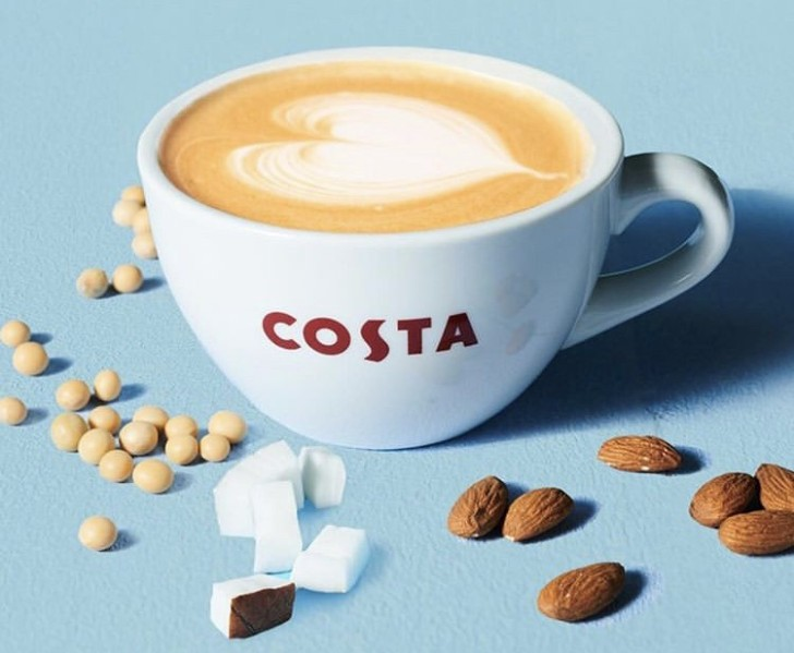Costa Coffee, Leigh-on-Sea, Essex, Baby Eats Out