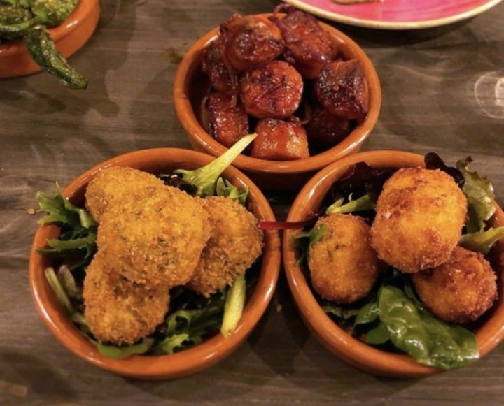 T&G's Tapas Bar and Bistro, Loughton, Essex, Baby Eats Out