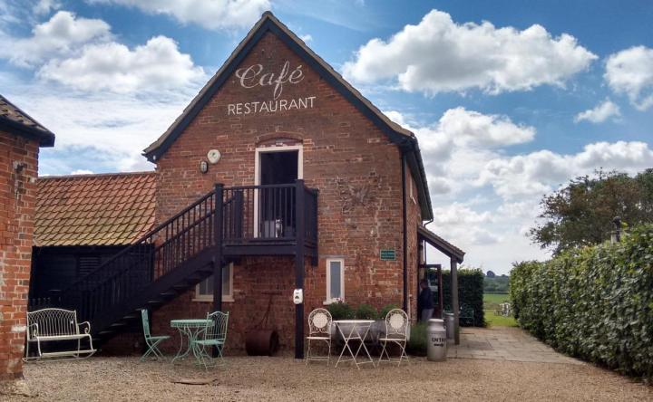 Hall Farm Cafe and Restaurant, Essex, Colchester, Baby Eats Out
