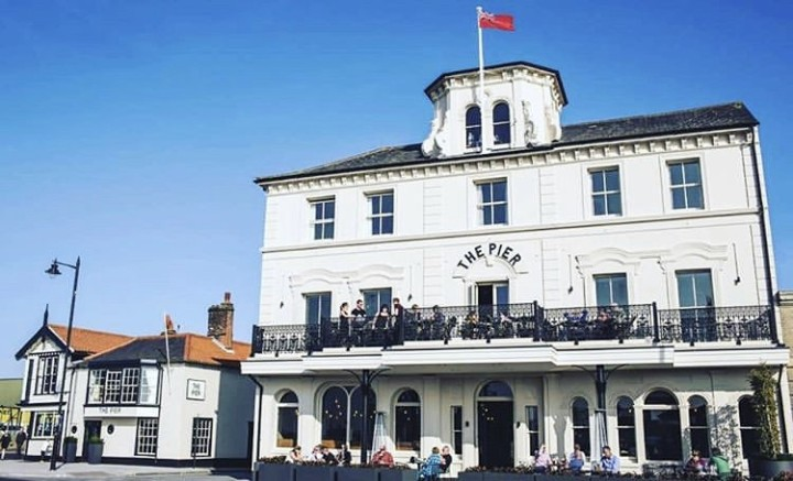 The Pier, Harwich, The Quay