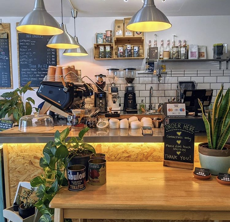 meraki coffee co, Devon, Woolacombe, Baby Eats Out