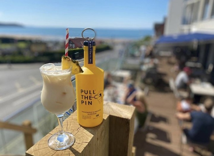 Brundle's, Devon, Woolacombe, Baby Eats Out