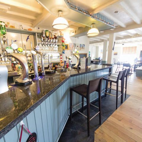 The Tides Inn, Devon, Woolacombe, Baby Eats Out