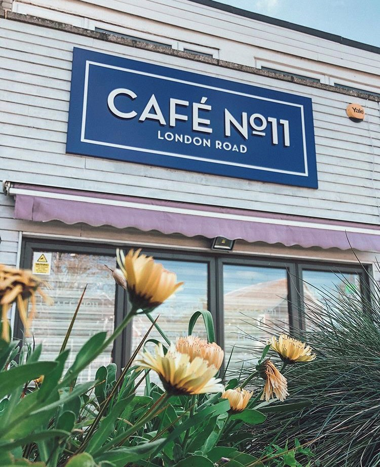 Cafe No 11, Rayleigh, Essex, Baby Eats Out