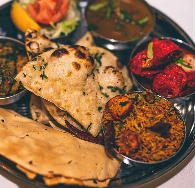 Kushi, Indian restaurant, Romford, Gidea Park, Essex, Baby Eats Out