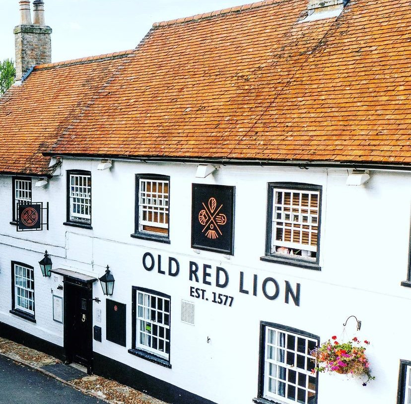 The Old Red Lion, Milton Keynes, Buckingshire, Baby Eats Out